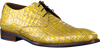 Gele FLORIS VAN BOMMEL Nette schoenen 14104 - small