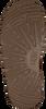 Cognac UGG Vachtlaarzen CLASSIC MINI II KIDS  - small