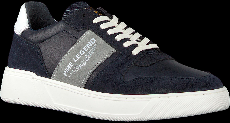 Blauwe Pme Lage Sneakers Flettner