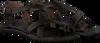 Zwarte OLUKAI Sandalen UPENA  - small
