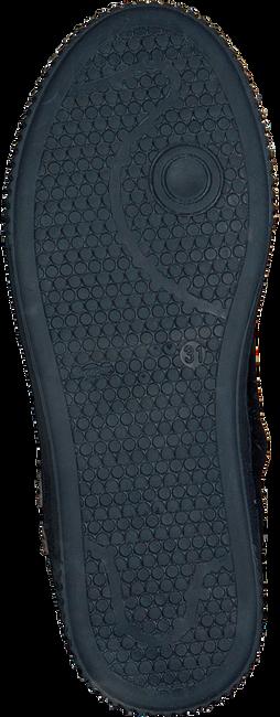 Blauwe SHABBIES Lange laarzen 172-0072SH  - large