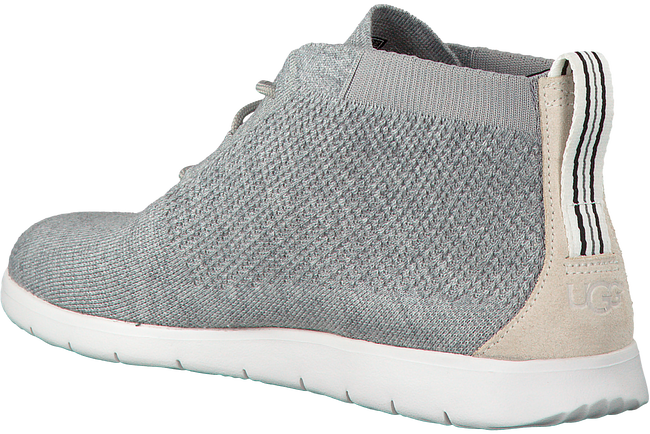 Grijze UGG Sneakers M FREAMON HYPERWEAVE  - large