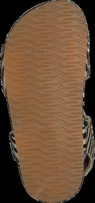 Bruine CLIC! Sandalen CL GRASS - large