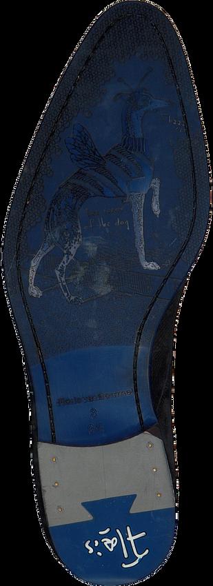 Grijze FLORIS VAN BOMMEL Nette schoenen 20376  - larger