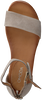 Taupe OMODA Sandalen 722015  - small