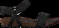 Zwarte TEVA Sandalen W MAHONIA STITCH  - medium