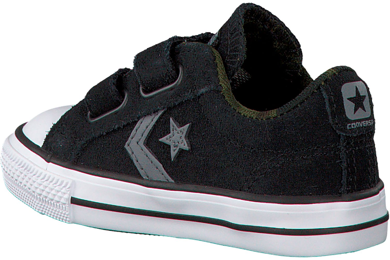 d590ee3e342 Zwarte CONVERSE Sneakers STAR PLAYER EV 2V OX KIDS. CONVERSE. -20%. Previous