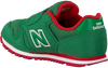 Groene NEW BALANCE Sneakers YV373 M  - small