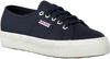 Blauwe SUPERGA Sneakers 2730 COTU - small