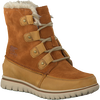 Camel SOREL Enkelboots COZY JOAN  - small