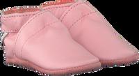 Roze BABY DUTCH Babyschoenen BABYSLOFJE  - medium