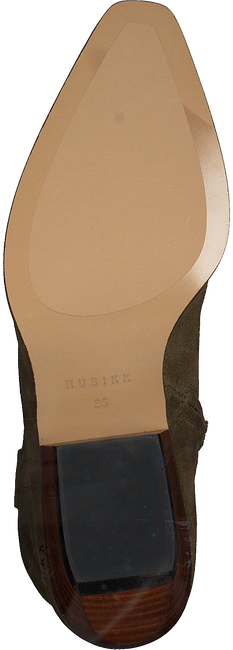 Taupe NUBIKK Laarzen HOLLY DANA  - large