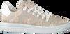 Gouden NUBIKK Sneakers YEYE LIZARD WOMAN  - small