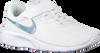 Witte NIKE Sneakers NIKE TANJUN  - small