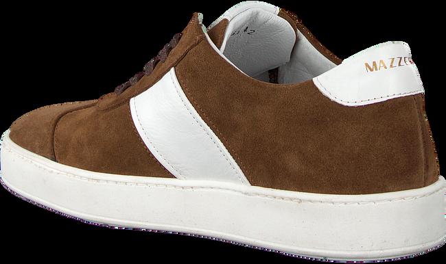 Bruine MAZZELTOV. Sneakers 3463  - large