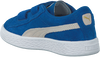 Blauwe PUMA Sneakers SUEDE 2 STRAPS - small