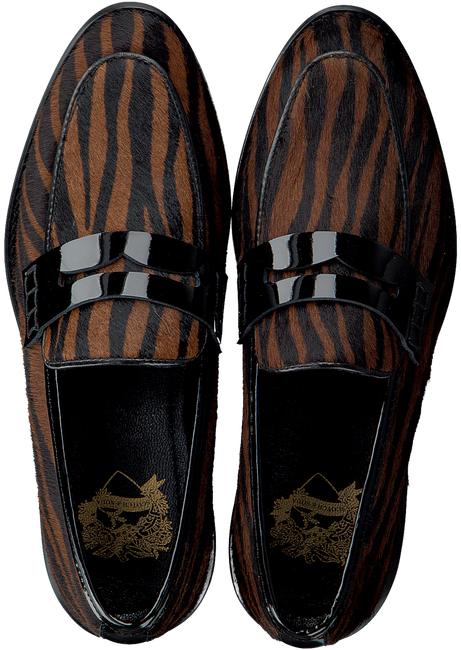 Bruine SCOTCH & SODA Loafers LOEL  - large