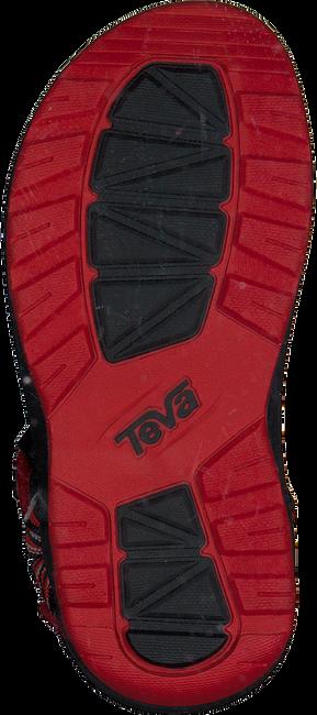 Rode TEVA Sandalen HURRICANE XLT 2 C/T/Y - large