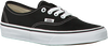 Zwarte VANS Sneakers AUTHENTIC WMN - small