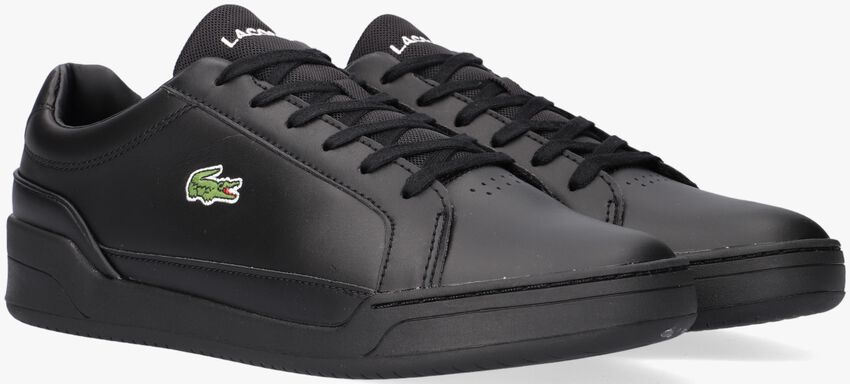 Zwarte LACOSTE Lage sneakers CHALLENGE  - larger