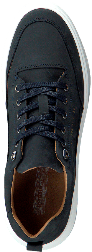 Blauwe CYCLEUR DE LUXE Lage sneakers MIMOSA MEN  - larger