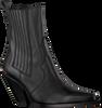 Zwarte TORAL Enkellaarsjes 12542  - small