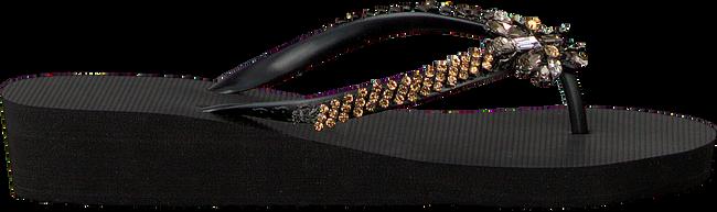 Zwarte UZURII Slippers GOLD FLY MH - large