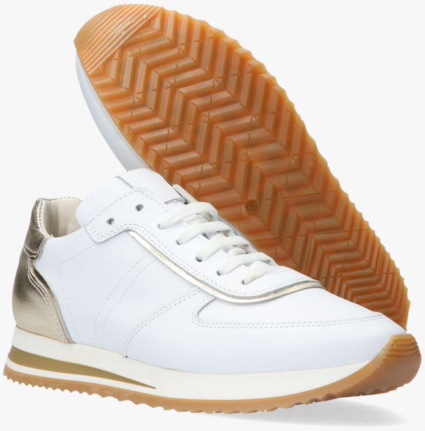 Witte NOTRE-V Lage sneakers 02-280  - larger