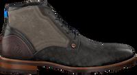 Grijze REHAB Nette schoenen LENNON KRIS KROS  - medium