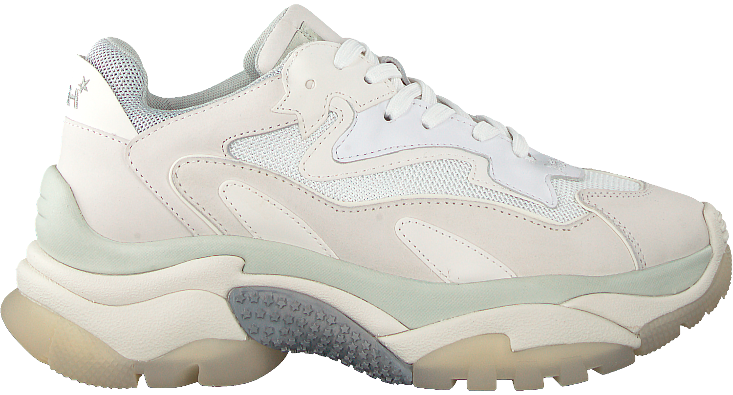 495db050d0a Witte ASH Sneakers ADDICT - large. Next