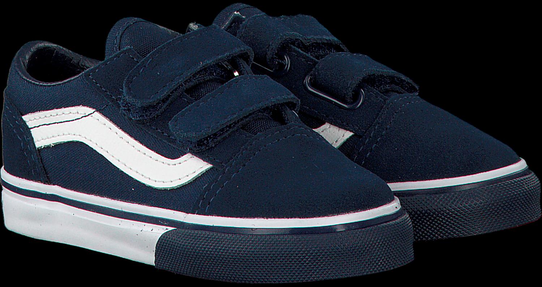 d1e7aa2d1fef8e Blauwe VANS Sneakers OLD SKOOL V TD BUMPER - Omoda.nl
