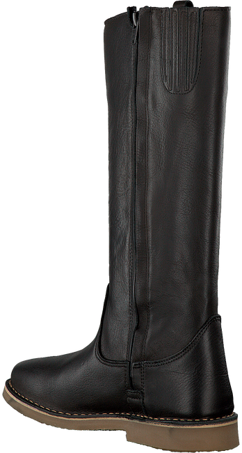 Zwarte OMODA Lange laarzen 1419002  - large