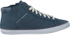 Blauwe ESPRIT Sneakers RIATA BOOTIE  - small