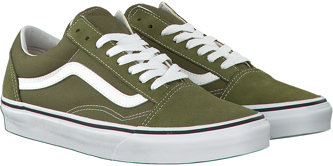 Groene VANS Sneakers OLD SKOOL MEN  - large