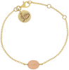Gouden JEWELLERY BY SOPHIE Armband BRACELET BABY LOVE - small