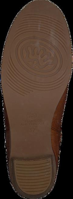 Cognac SHABBIES Enkellaarsjes 182020268  - large