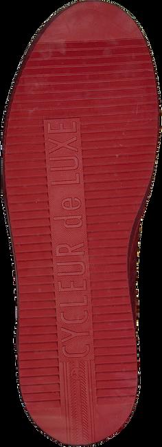 Rode CYCLEUR DE LUXE Sneakers KOUMA  - large