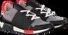 Zwarte GIGA Sneakers 9361 - small