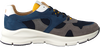 Grijze VERTON Sneakers 9325A  - small