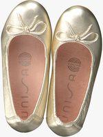 Gouden UNISA Ballerina's CRESY  - medium