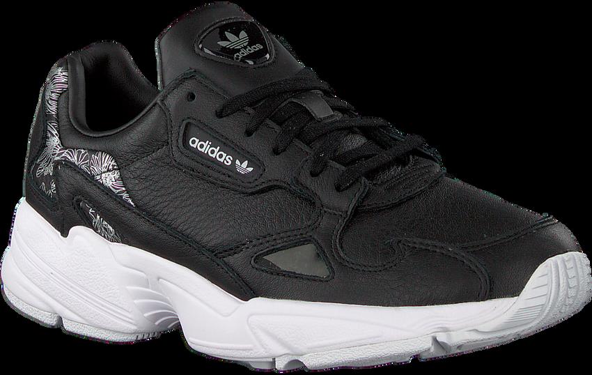 Zwarte ADIDAS Lage sneakers FALCON W  - larger