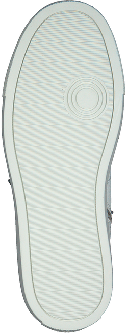 Witte P448 Hoge sneaker STAR WOMAN  - large