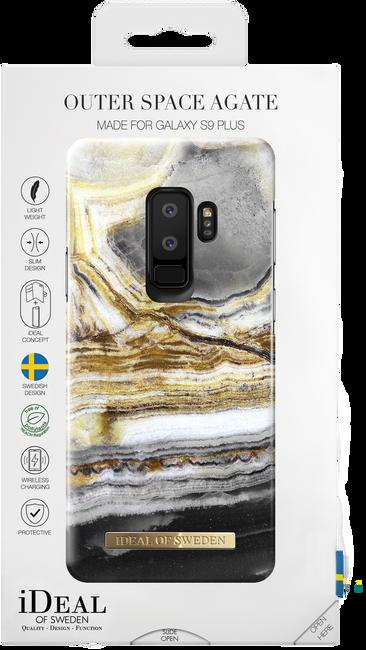 Gouden IDEAL OF SWEDEN Telefoonhoesje FASHION CASE GALAXY S9 PLUS - large