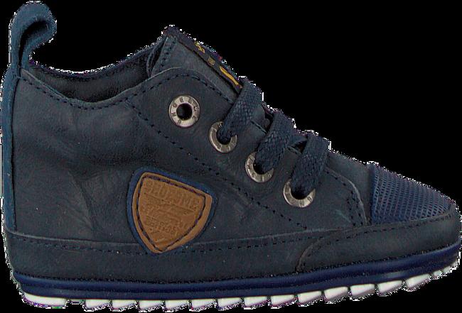 Blauwe SHOESME Babyschoenen BP9W028-E  - large