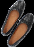 Zwarte NOTRE-V Ballerina's 748007  - medium