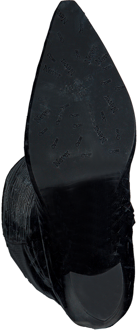 Zwarte NOTRE-V Hoge laarzen 02A-305  - large
