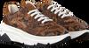 Cognac NOTRE-V Sneakers 608 - small