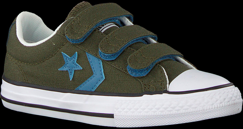 ae5b1868f4a Groene CONVERSE Sneakers STAR PLAYER 3V OX KIDS. CONVERSE. -20%. Previous