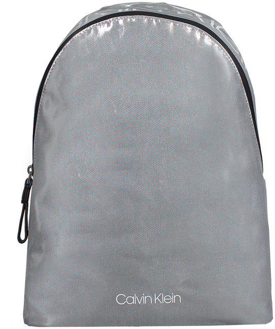 Zilveren CALVIN KLEIN Rugtas CK ESSENTIALS BACKPACK - large