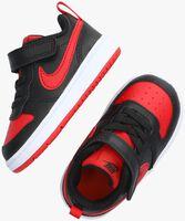 Rode NIKE Lage sneakers COURT BOROUGH LOW 2 (TDV)  - medium